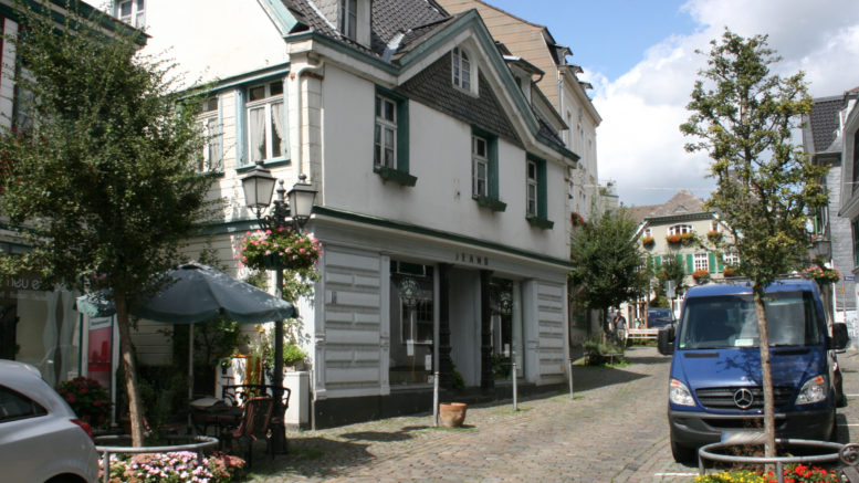 Alte Posthalterei Mettmann