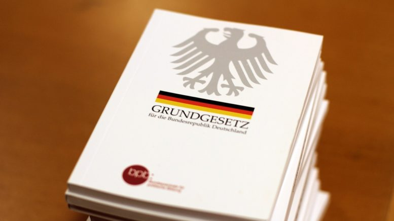 Grundgesetz der Bundesrepublik Deutschland