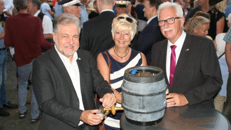 Heimatfest Eröffnung 2019
