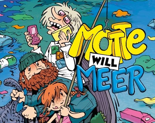 Motte will MEER!