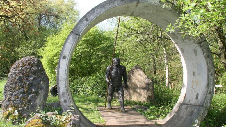Neanderthaler im Kreis