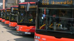 Rheinbahn Busse
