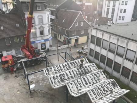 Waschbrett Mettmann Abriss