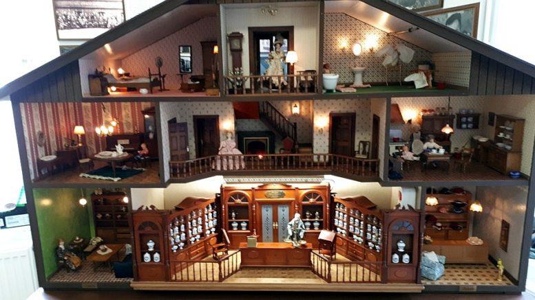 Miniaturhaus Stadtgeschichtshaus
