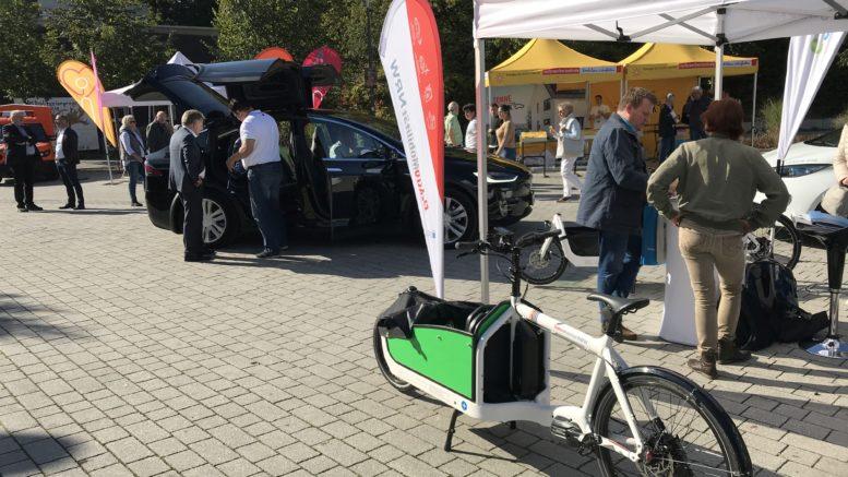 Elektromobilität Roadshow