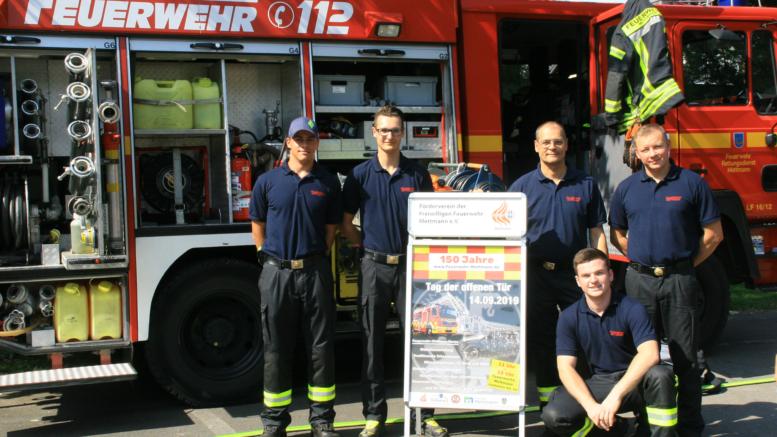 Feuerwehr Tag der offenen Tür