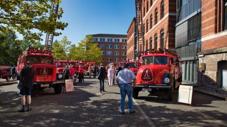 150 Jahre Feuerwehr Oldtimer