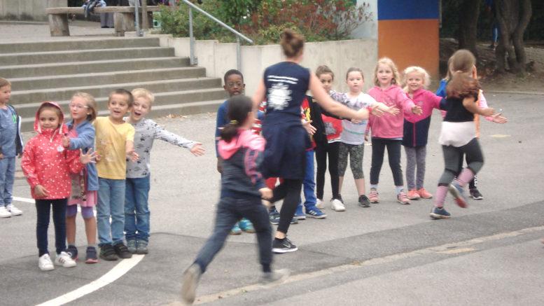 Sponsorenlauf Grundschule