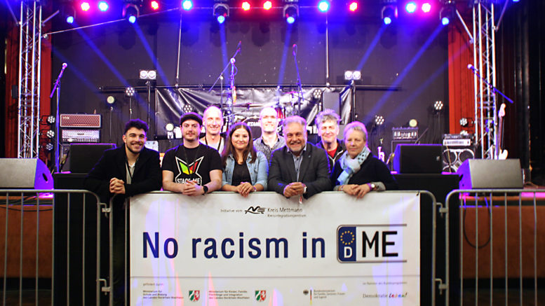 "Festival ""ME against racism"""