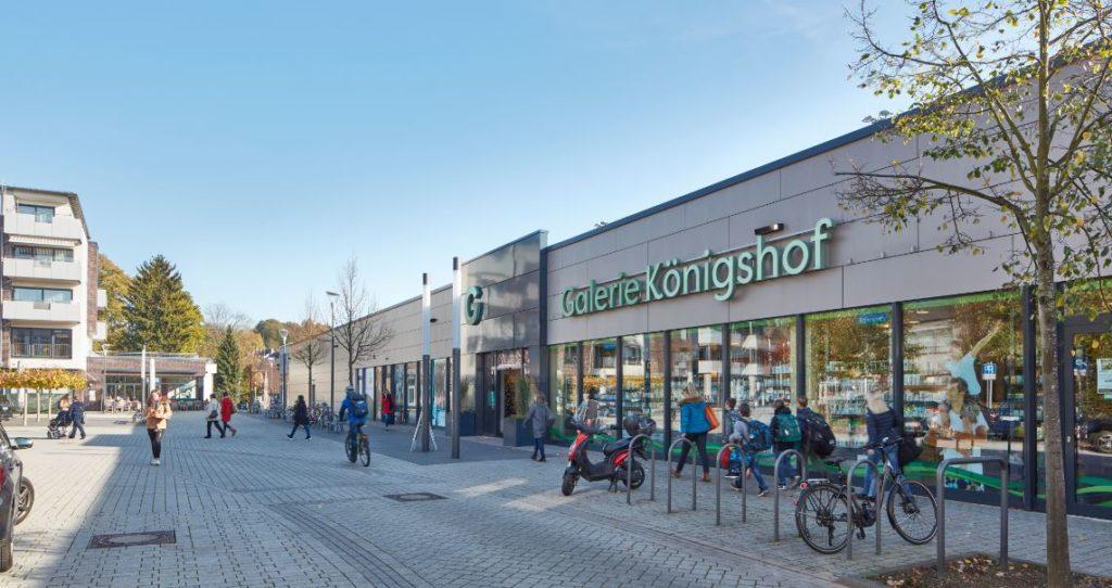 Galerie Konigshof Wiedereroffnung Nach Umbau
