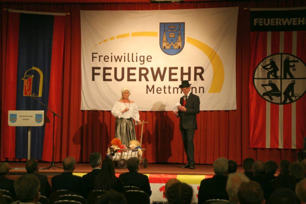 Theaterstück Gründung Feuerwehr