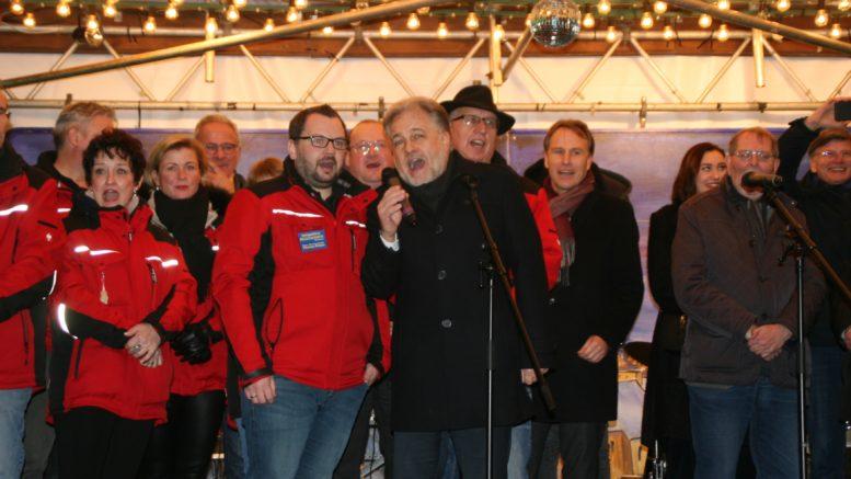 Blotschenmarkt Eröffnung