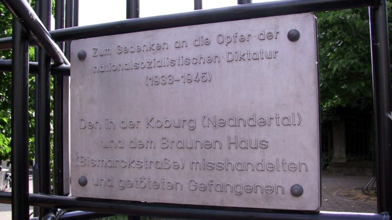 Koburg-Mahnmal