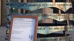 Erinneringe Denkmal