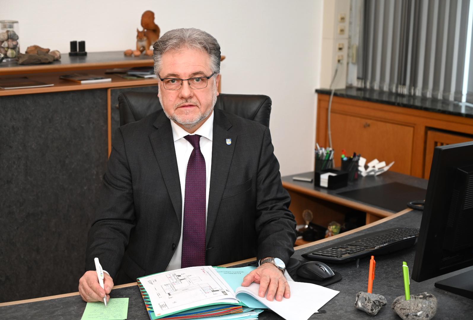 Bürgermeister Thomas Dinkelmann