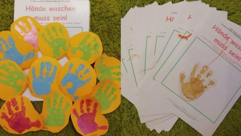 Aktion Kinderhände