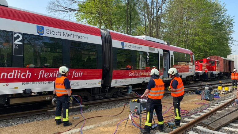Feuerwehr Regiobahn