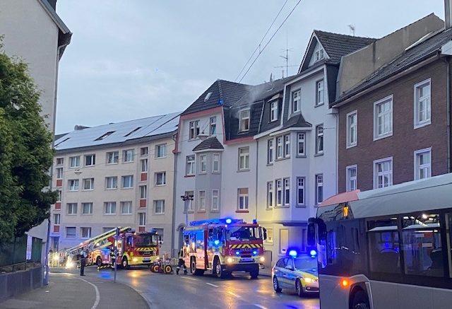 Feuerwehr Mettmann Einsatz