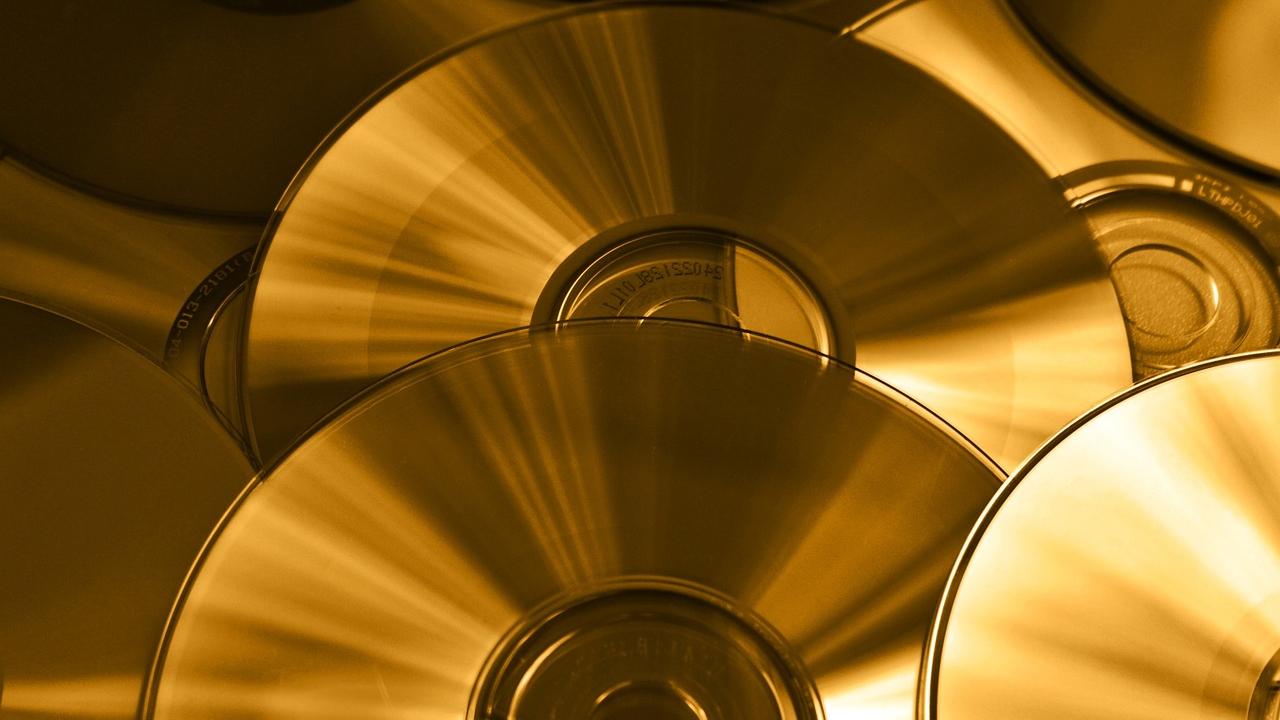 CD-Sammlung Recyclinghof