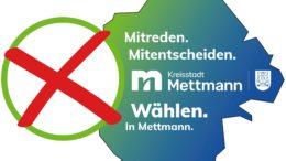 Wahlen in Mettmann