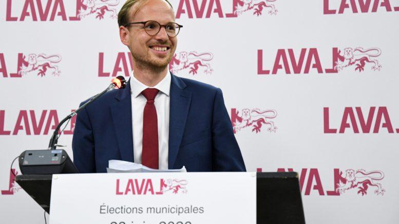 Florian Bercault (BM Laval, 2020)