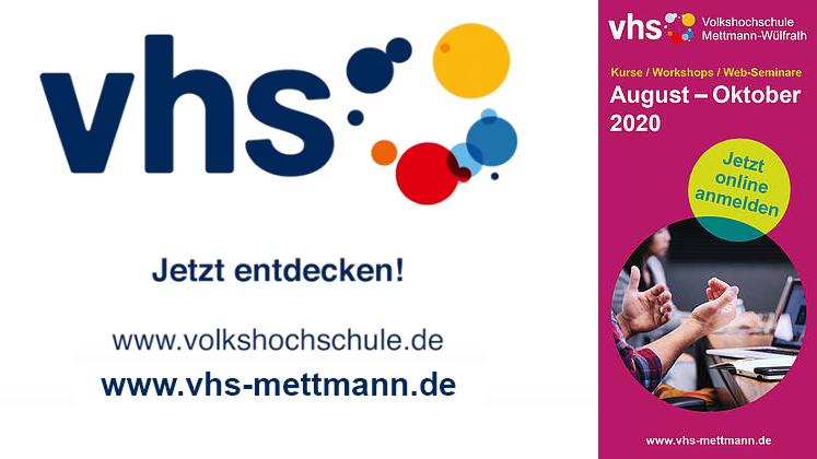 Mettmann Volkshochschule