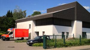 Gerätehaus Mettmann Obschwarzbach Feuerwehr