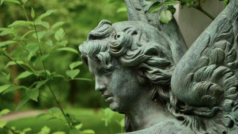 Friedhof (Engel)