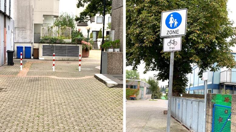 Radverkehr Lavalplatz