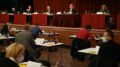 Ratssitzung in Stadthalle