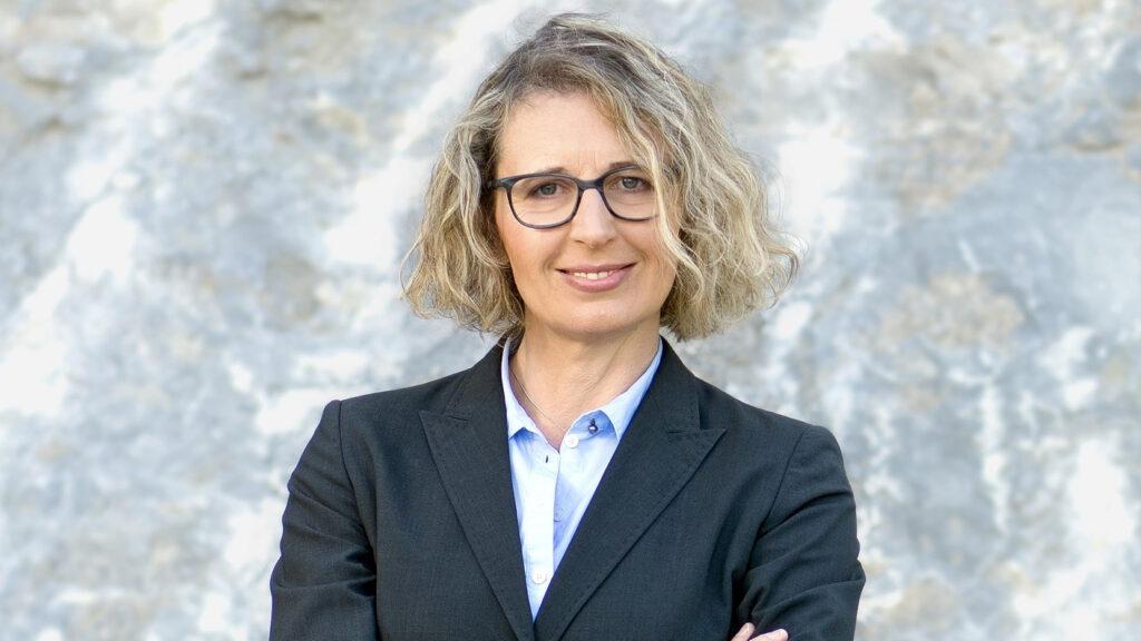 Bürgermeisterin Sandra Pietschmann