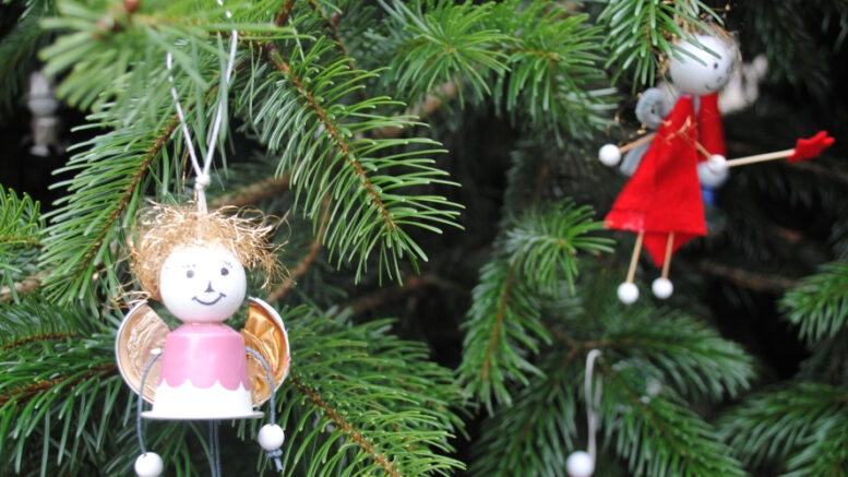 Weihnachtsbaum Schmuck Wettbewerb