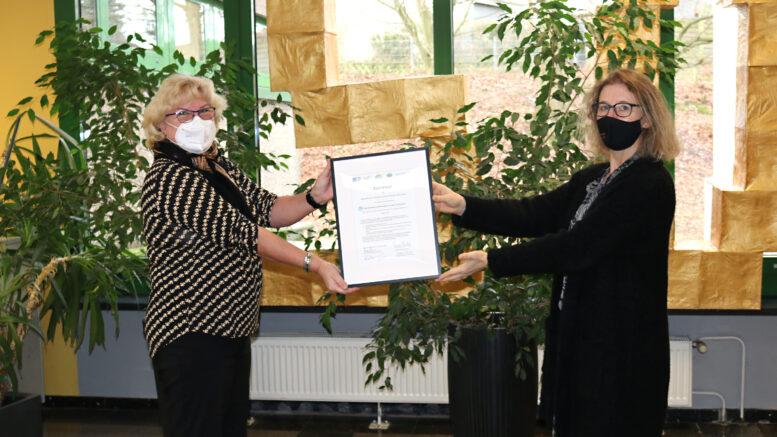 Auszeichnung Herrenhauser Schule