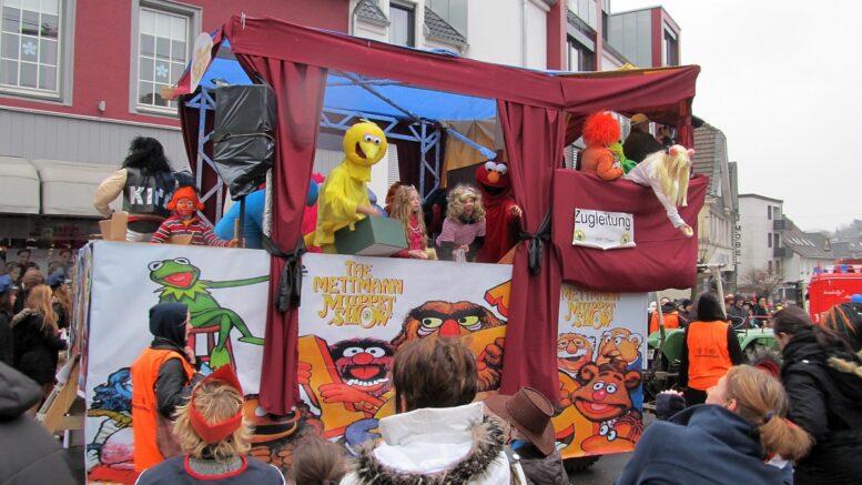 Mettmanner Karnevalszug