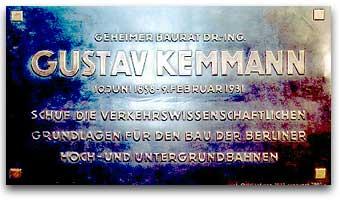 Gustav Kemmann