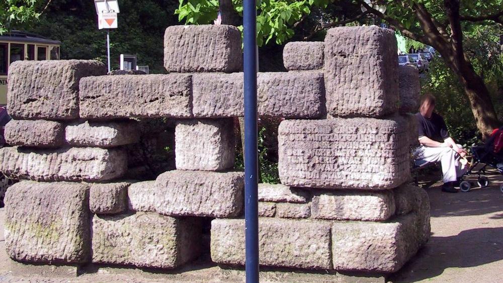 Stadtmauer Westergerling Mettmann
