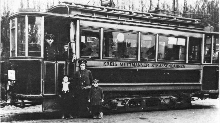 Straßenbahn Mettmann TW9